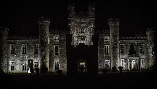 Hensol Castle Wedding Photograph